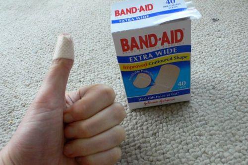 Band-aid help
